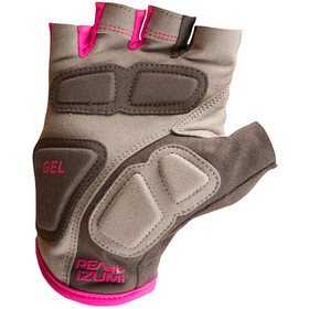 PEARL iZUMi Elite Gel Guantes Mujer, screaming pink